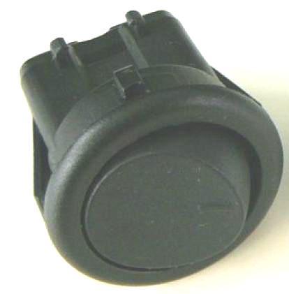 WippSchalter 3a/250v schwarz