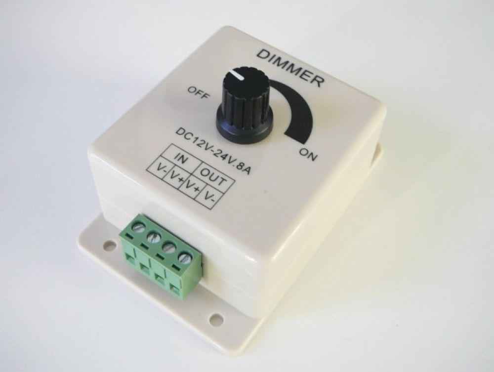 LED bedienung dimmer M5