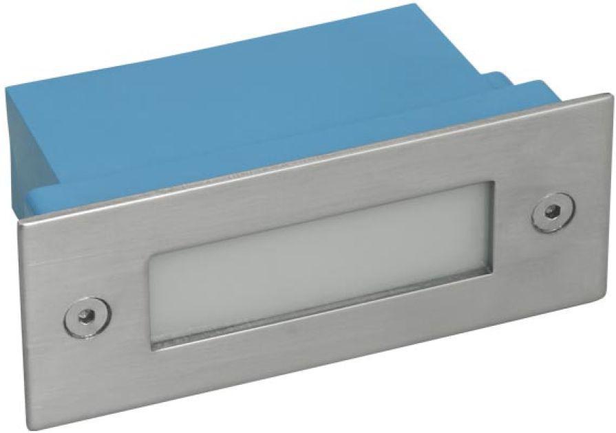 LED eingebaute Lampe TAXI SMD P C/M rechteck