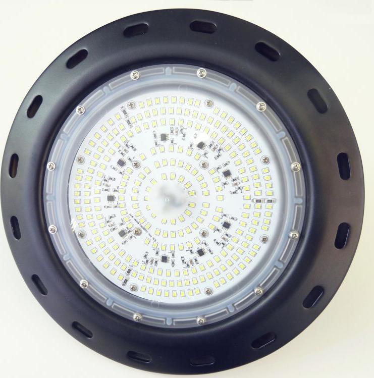 LED industriell Lampe UFO200W Kaltweiß