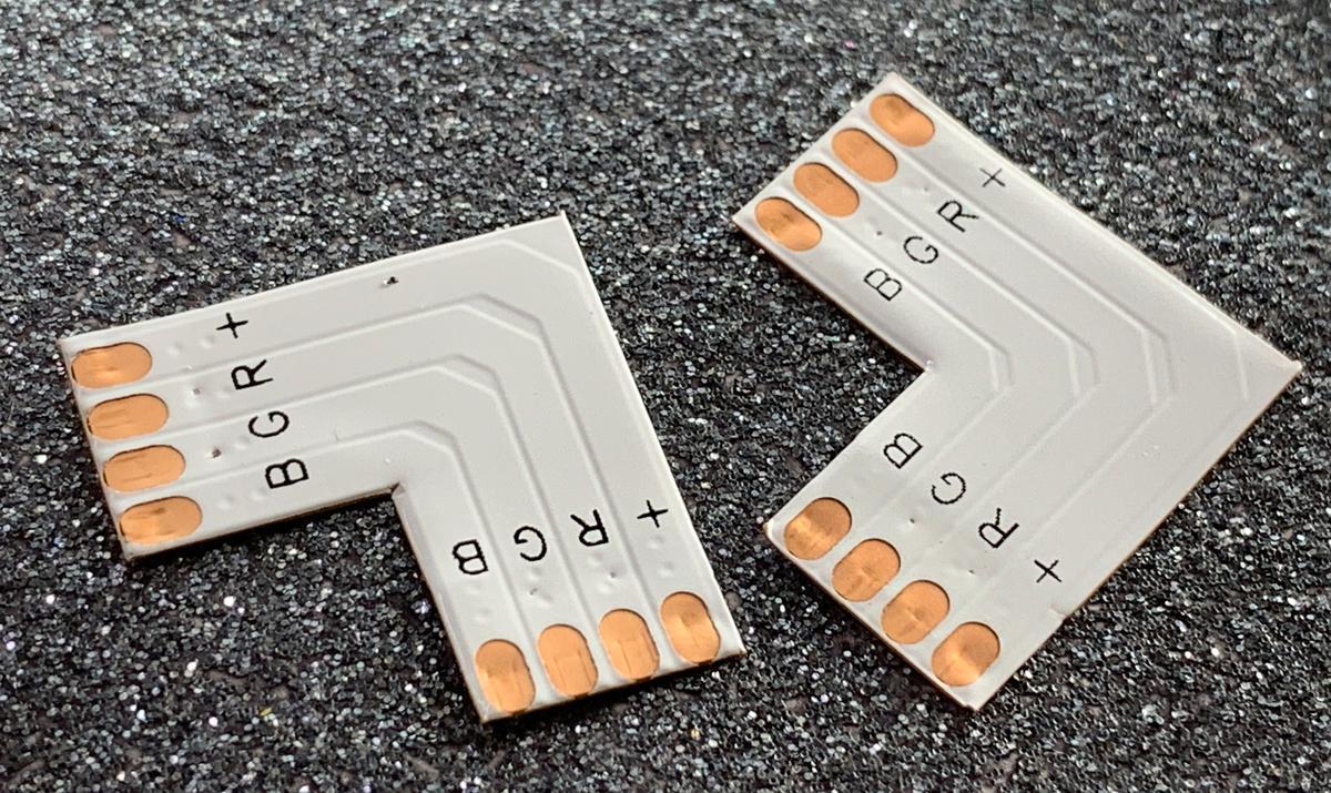 RGB PCB verbindungsstück L