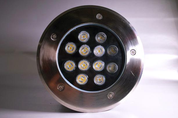 Boden einbaustrahler LED Lampe 12W Tageslicht