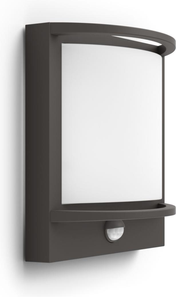 Philips LED Außenleuchte IR 12W Samondra Warmweiß 17392/93/P0