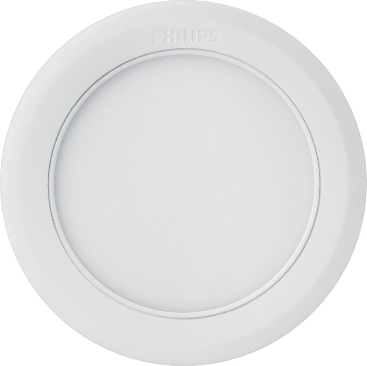 Philips LED deckenbeleuchtung Leuchte 14W Marcasite Tageslicht 59523/31/P3