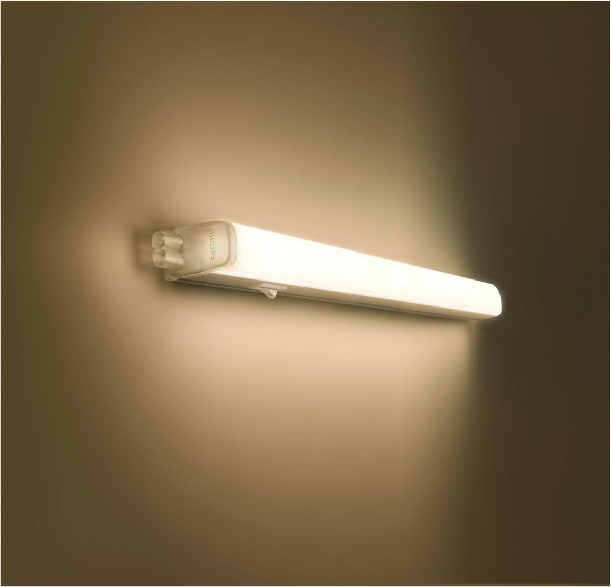 Philips LED Leuchtstoffröhre 33cm 3,2W Trunklinea Tageslicht 31236/31/P3