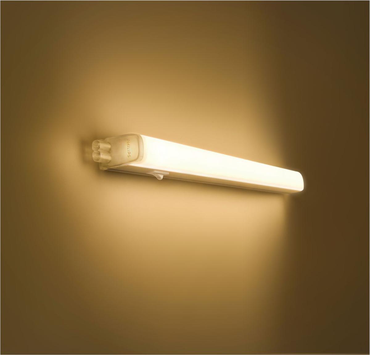 Philips LED Leuchtstoffröhre 33cm 3,2W TrunkLinea Warmweiß 31236/31/P1