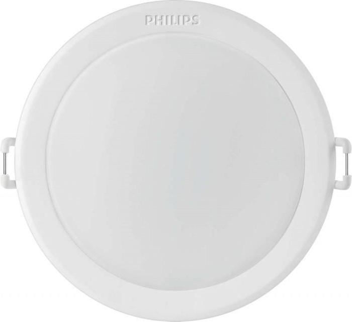 Philips LED deckenbeleuchtung Licht 5.5W Meson Warmweiß 59201/31/P1