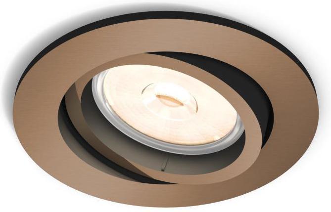 Philips LED deckenbeleuchtung GU10 Licht 5W Donegal Tageslicht 50391/05/PN