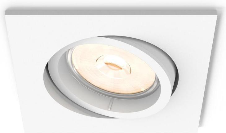 Philips LED deckenbeleuchtung Beleuchtung GU10 5W Enneper Tageslicht 50191/31/PN