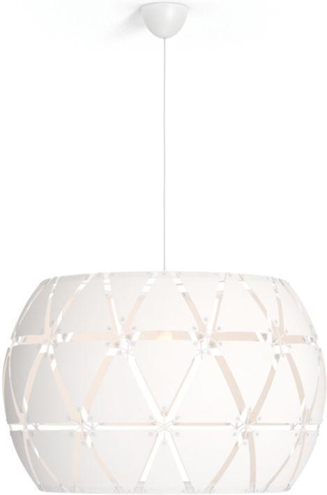 Philips LED Hängeleuchte E27 10W Sandelholz Tageslicht 40918/31/PN