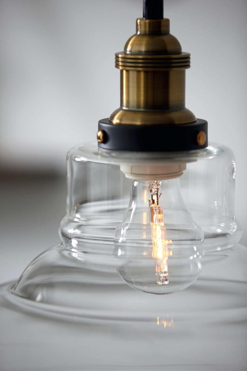 Philips LED Hängeleuchte E27 10W Hastings Tageslicht 36158/60/PN