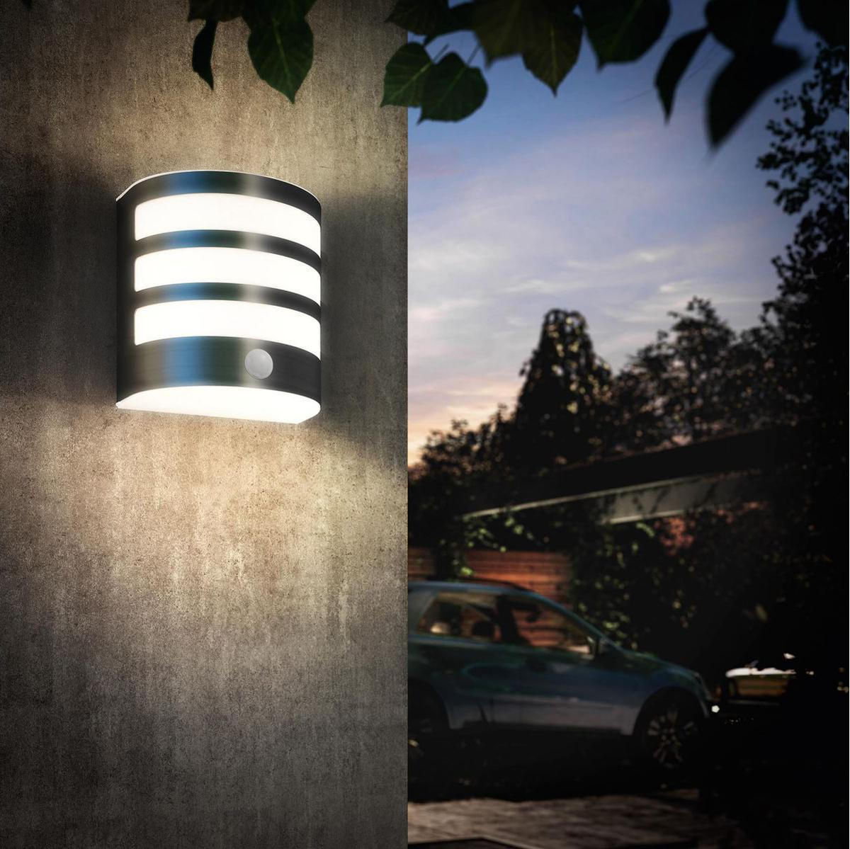 Philips LED Außenleuchte IR 3,5W Calgary Warmweiß 17315/47/16
