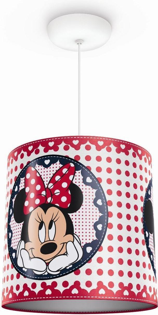 Philips LED Hängeleuchte Mouse Minnie 15W E27 Disney Tageslicht 71752/31/16