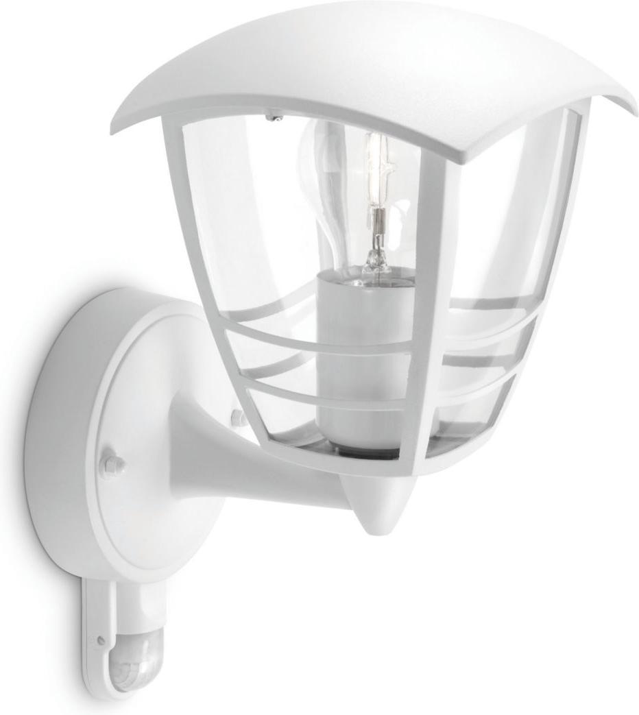 Philips LED Außenleuchte IR E27 10W Creek Tageslicht 15388/31/16