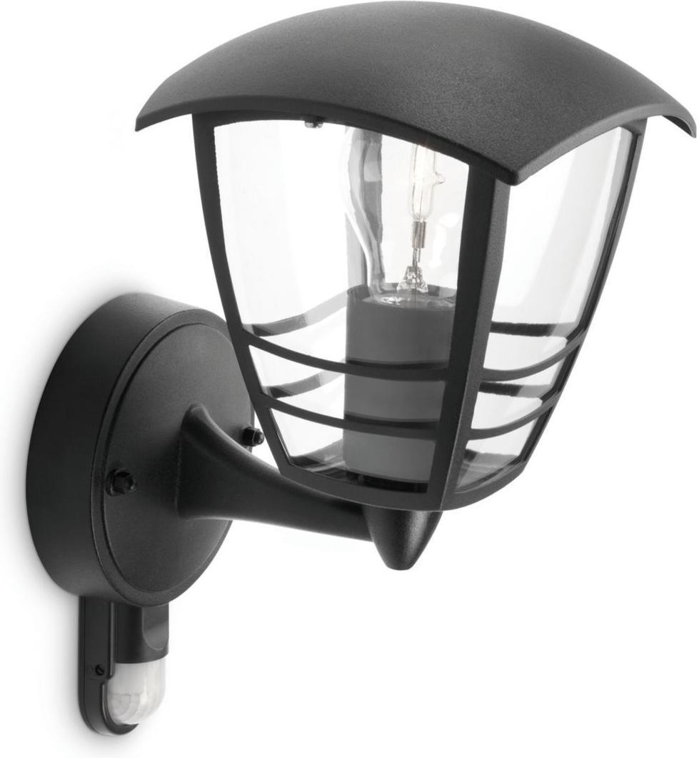 Philips LED Außenleuchte IR E27 10W Creek Tageslicht 15388/30/16