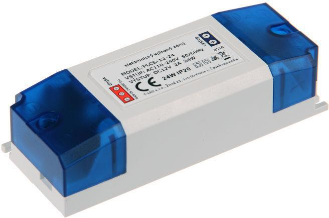 LED Transformator SPS 12V 24W innen