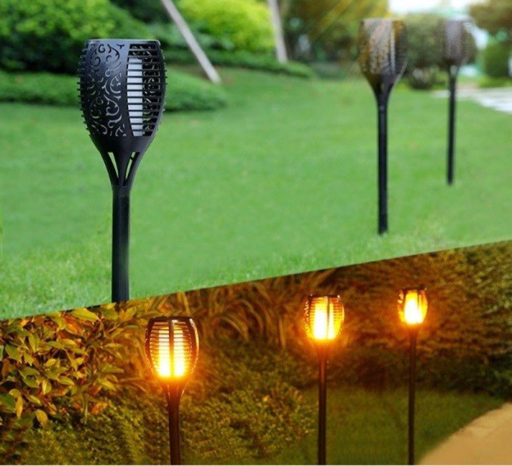 LED Solar Gartenleuchte Tochi