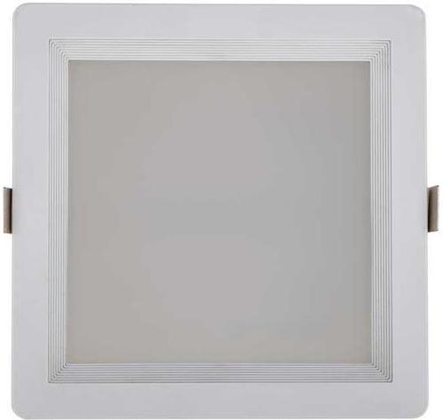 Quadratische LED deckenlampe 20W Tageslicht