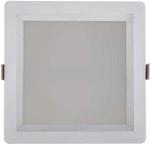 Quadratische LED deckenlampe 20W Warmweiß