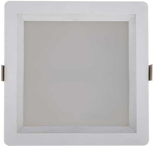 Quadratische LED deckenlampe 30W Warmweiß