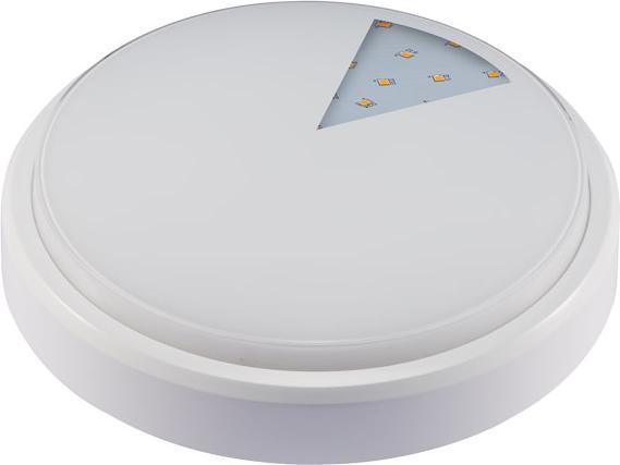 LED Aufbauleuchte staubdicht Leuchtmittel 8W Lucy R Tageslicht