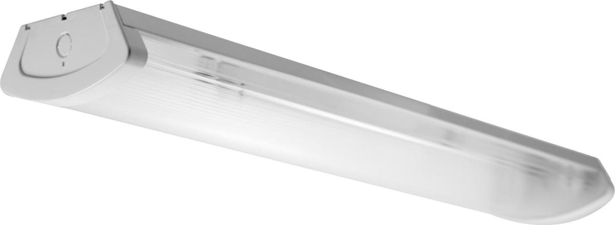 LED Leuchtstoffroehre 120cm 2xT8 PRISMATIC