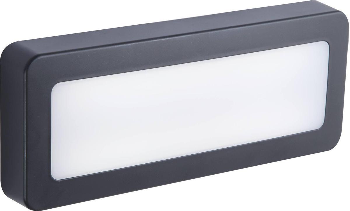 LED Birne 5W SIDE30 grau IP65 Tageslicht