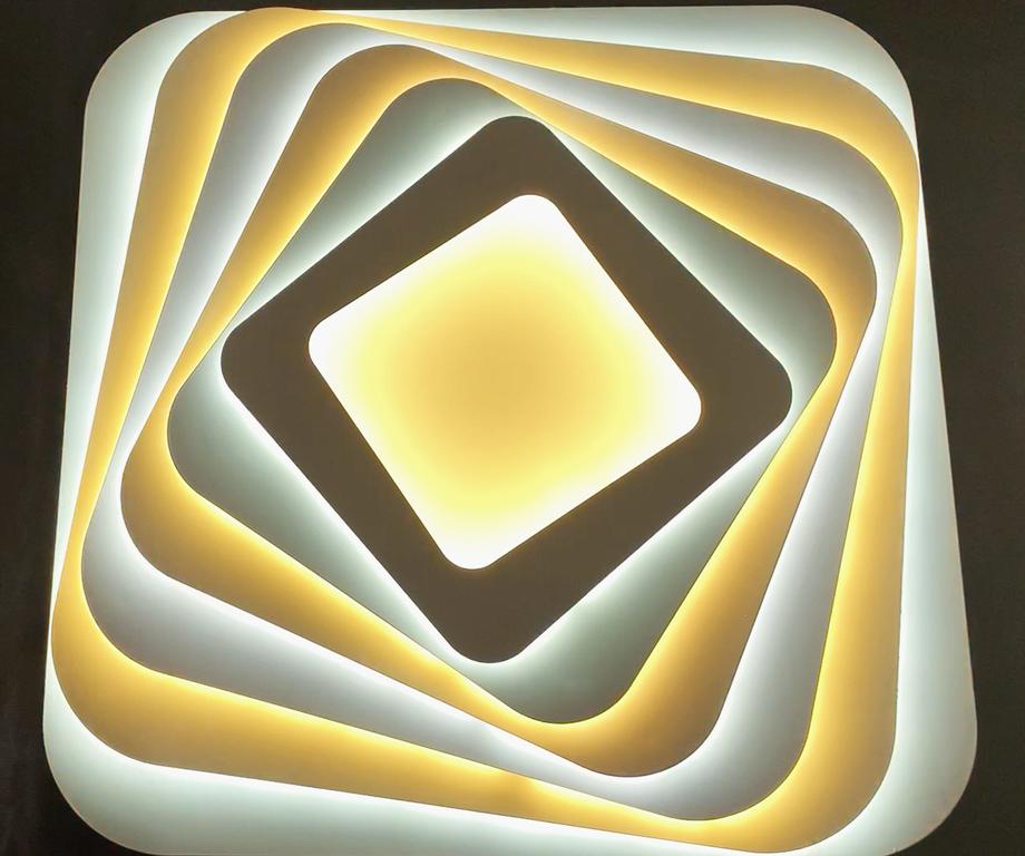 LED decken Lampe mit PIR Sensor 210W Tageslicht