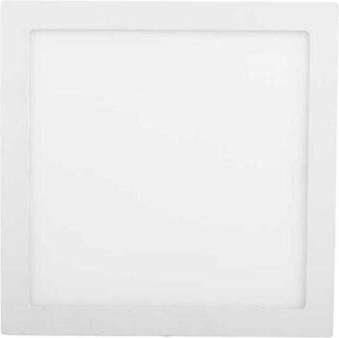 Dimmbarer weisser eingebauter LED Panel 300 x 300mm 25W Tageslicht