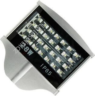 LED Straßenbeleuchtung 28W Tageslicht