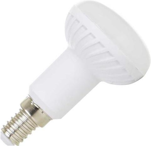 LED Lampe E14/R50 6,5W Warmweiß