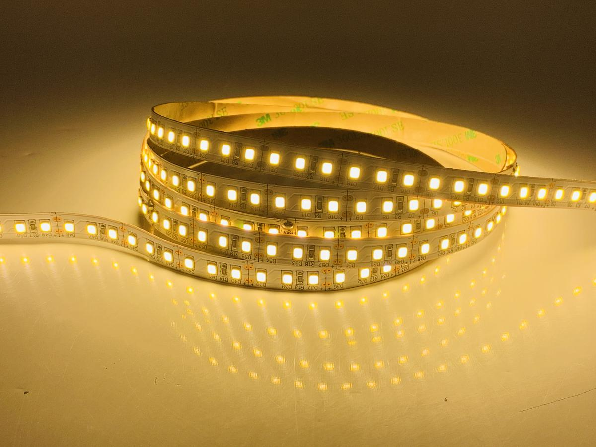 LED Streifen 20W/m ohne Schutz Warmweiß 2700 3200K