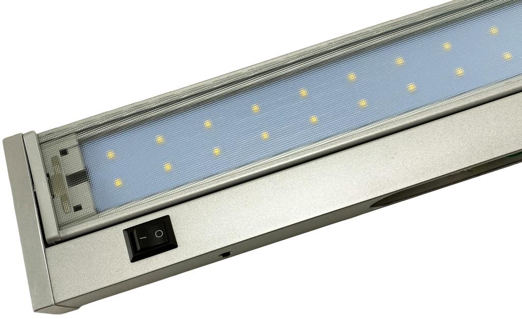 Schwenkbares LED Lampe Küchenbeleuchtung 92cm 15W