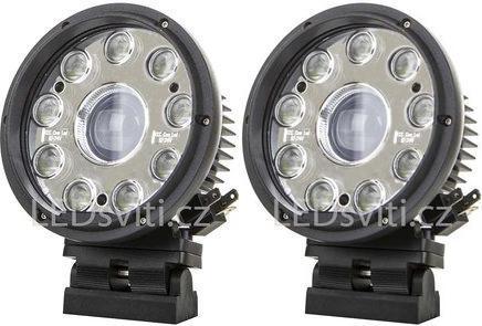 Runder vordere LED Lichtmet mit entfernten Licht 42W 12 36V