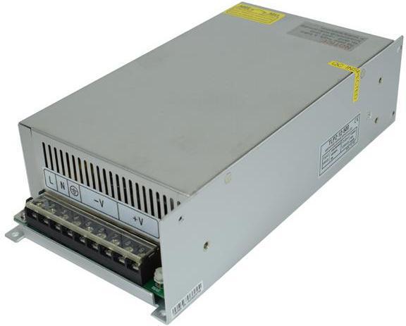 Trafo 12V 41,6A 500W IP20