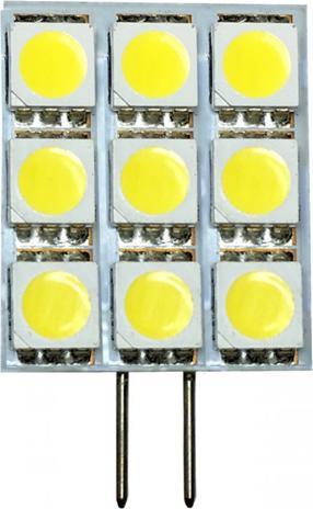 LED Lampe G4 2W Kapsel Warmweiß