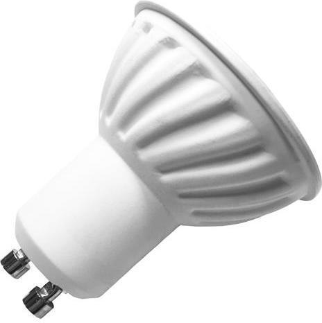 Dimmbarer LED Lampe GU10 7W 18LED Kaltweiß