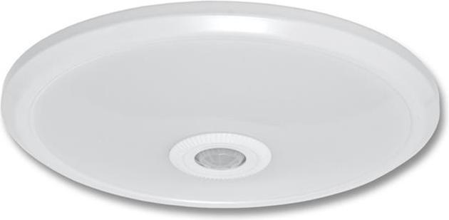 LED decken Lampe mit PIR Sensor 12W Warmweiß