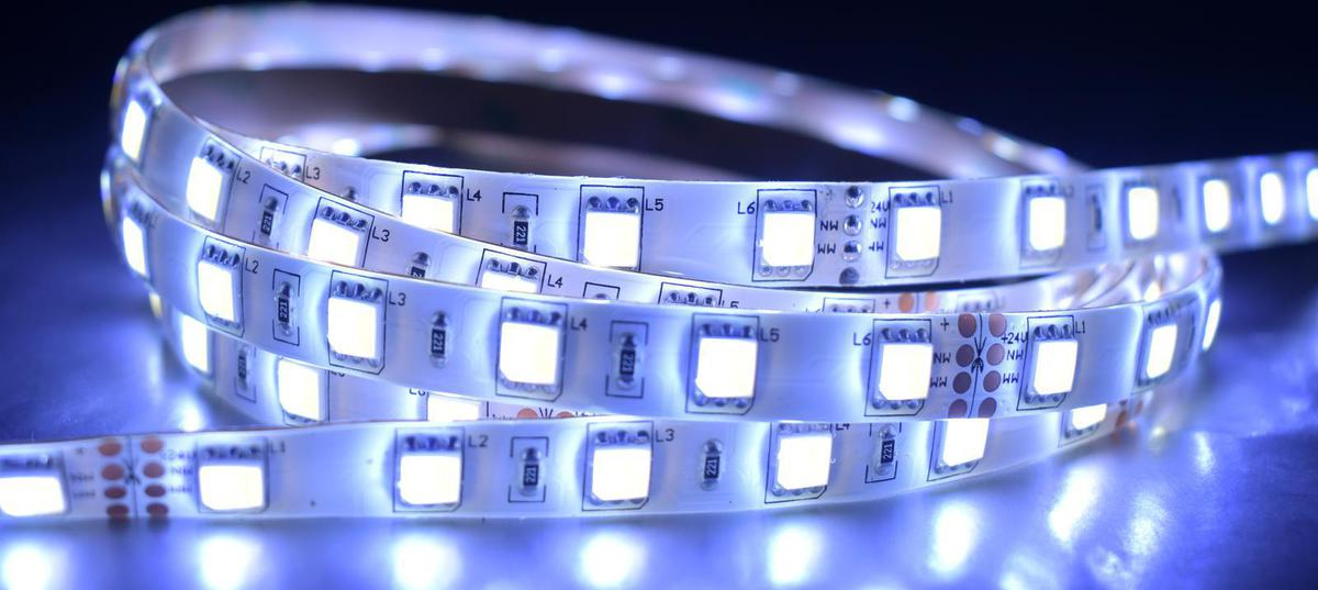 LED Streifen 14,4W/m mit Schutz RGB