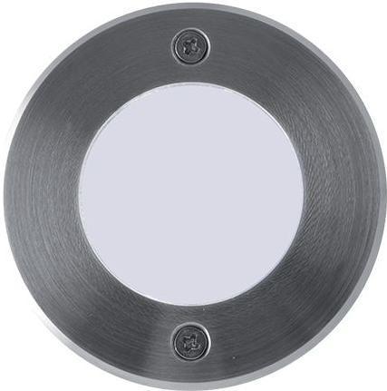 Boden einbaustrahler LED Lampe 230V 1W 9LED Kaltweiß