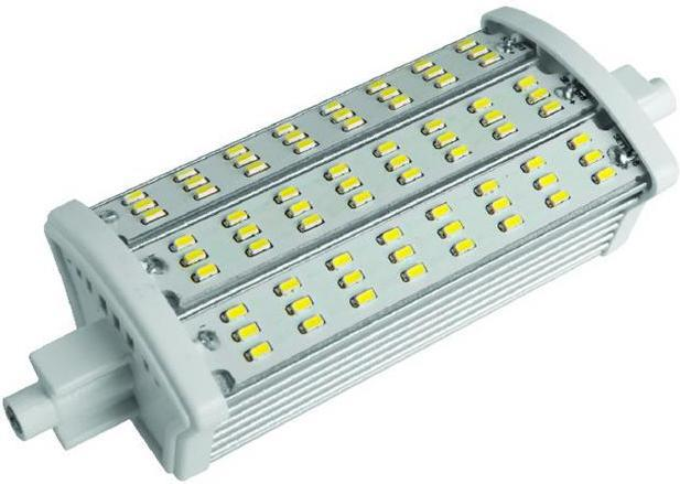 Dimmbarer linear LED Lampe R7S 8W 118mm Tageslicht