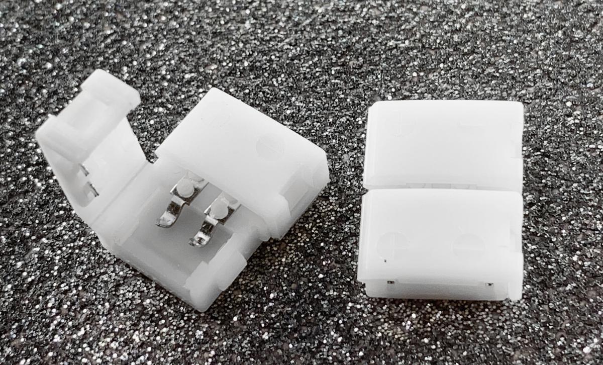Konektor LED Streifen 8mm