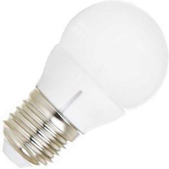 Mini LED Lampe E27 7W Warmweiß