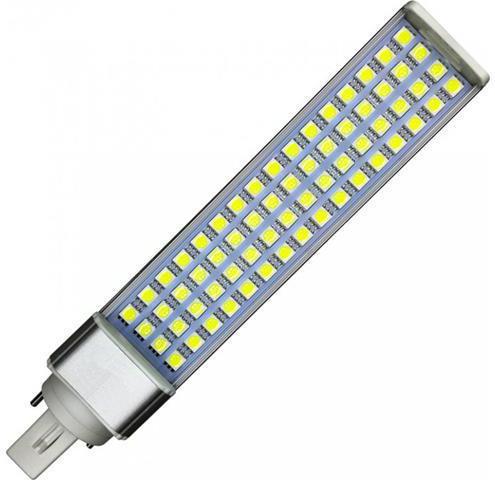 Dimmbarer LED Lampe G24 13W Kaltweiß
