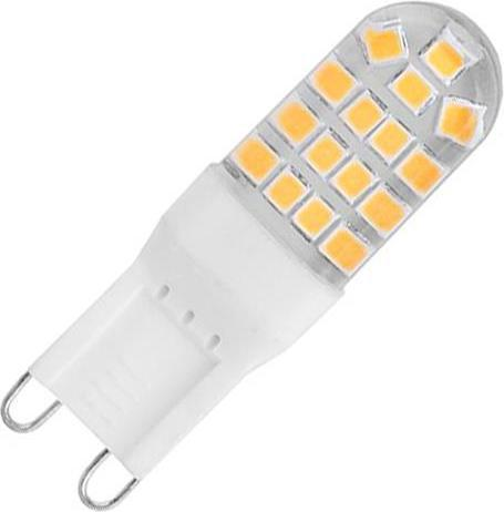 LED Lampe G9 2,5W Kapsel Warmweiß