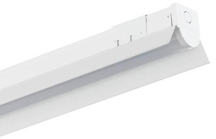 Linear industriell LED lampe 150cm 60W Warmweiß