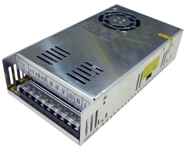 Trafo 24V 20A 480W IP20