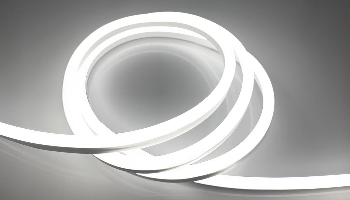 LED NEON Streifen 9W/m Kaltweiß