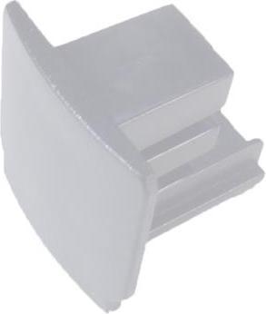 Endkappe kurze für Weiß 3-Phase Profil