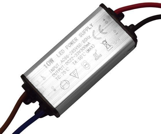 Trafo LED Strahler 10W